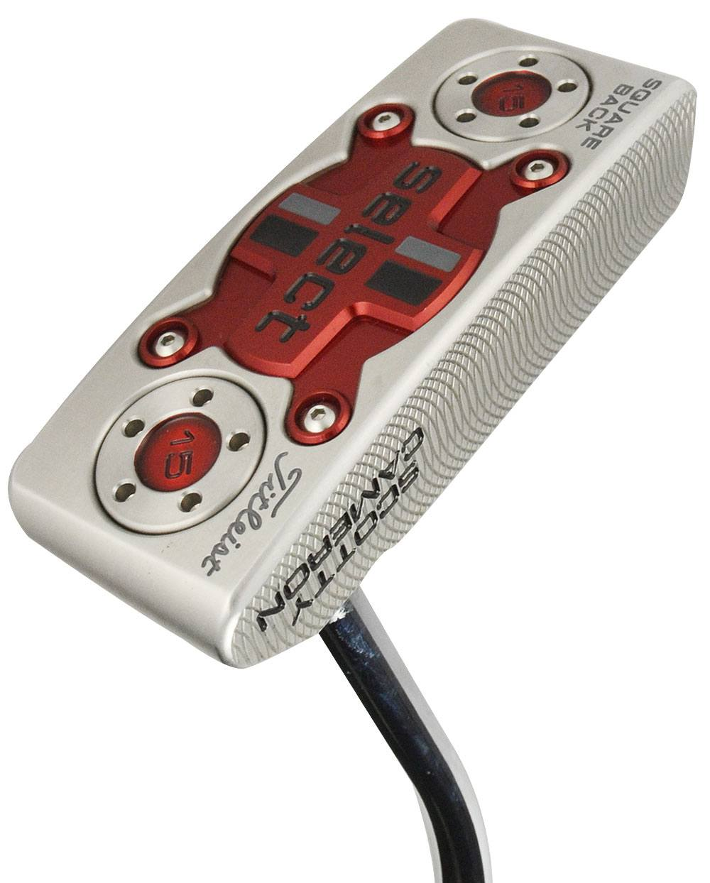 Scotty Cameron Titleist Golf Special select 2015 square back putter 34