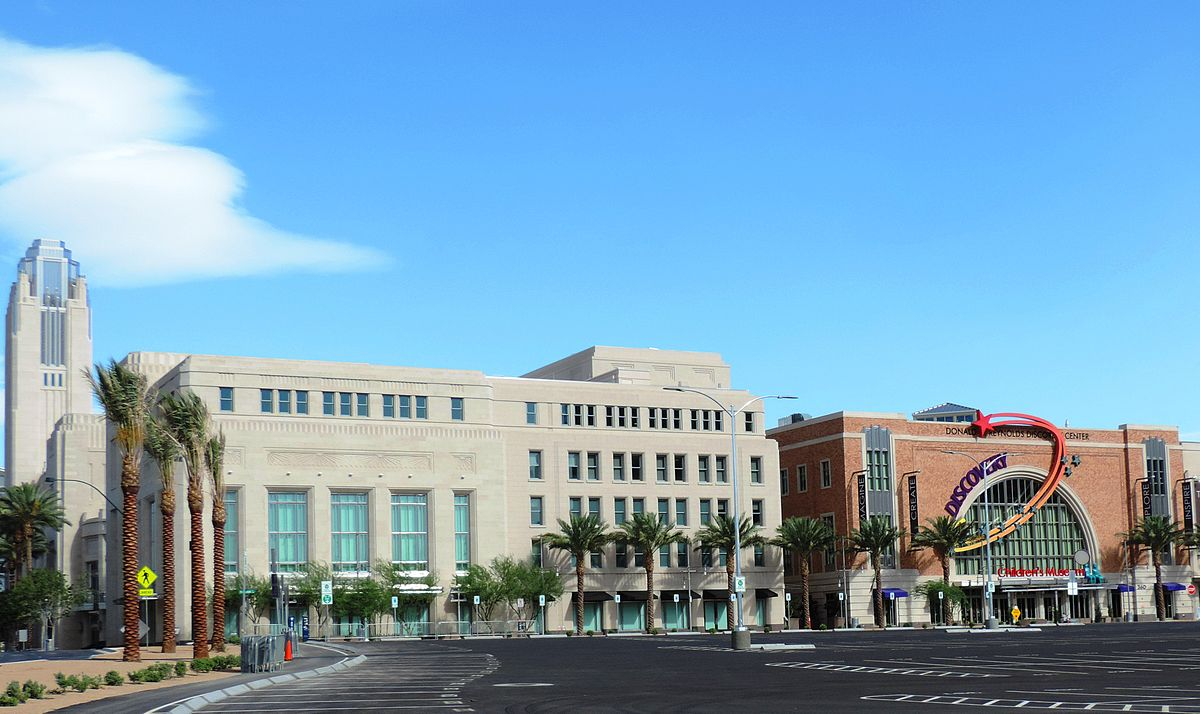 Smith Center and Discovery Children's Museum Las Vegas