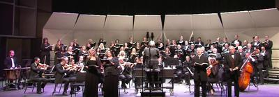 Musical Arts Chorus, Orchestra, & Soloists