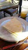 Cheese Crepe