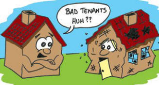 Get Rid of Bad Tenants with We Buy Houses Nevada